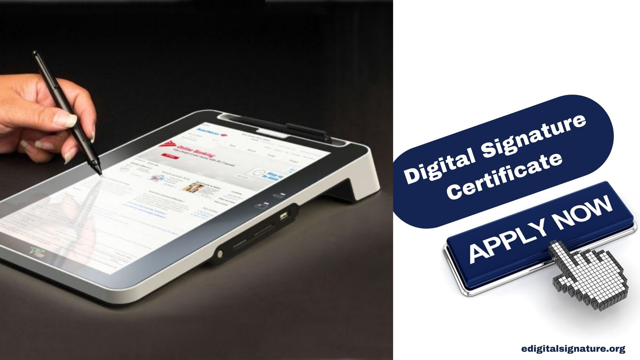 How to Apply for Digital Signature Certificate Online