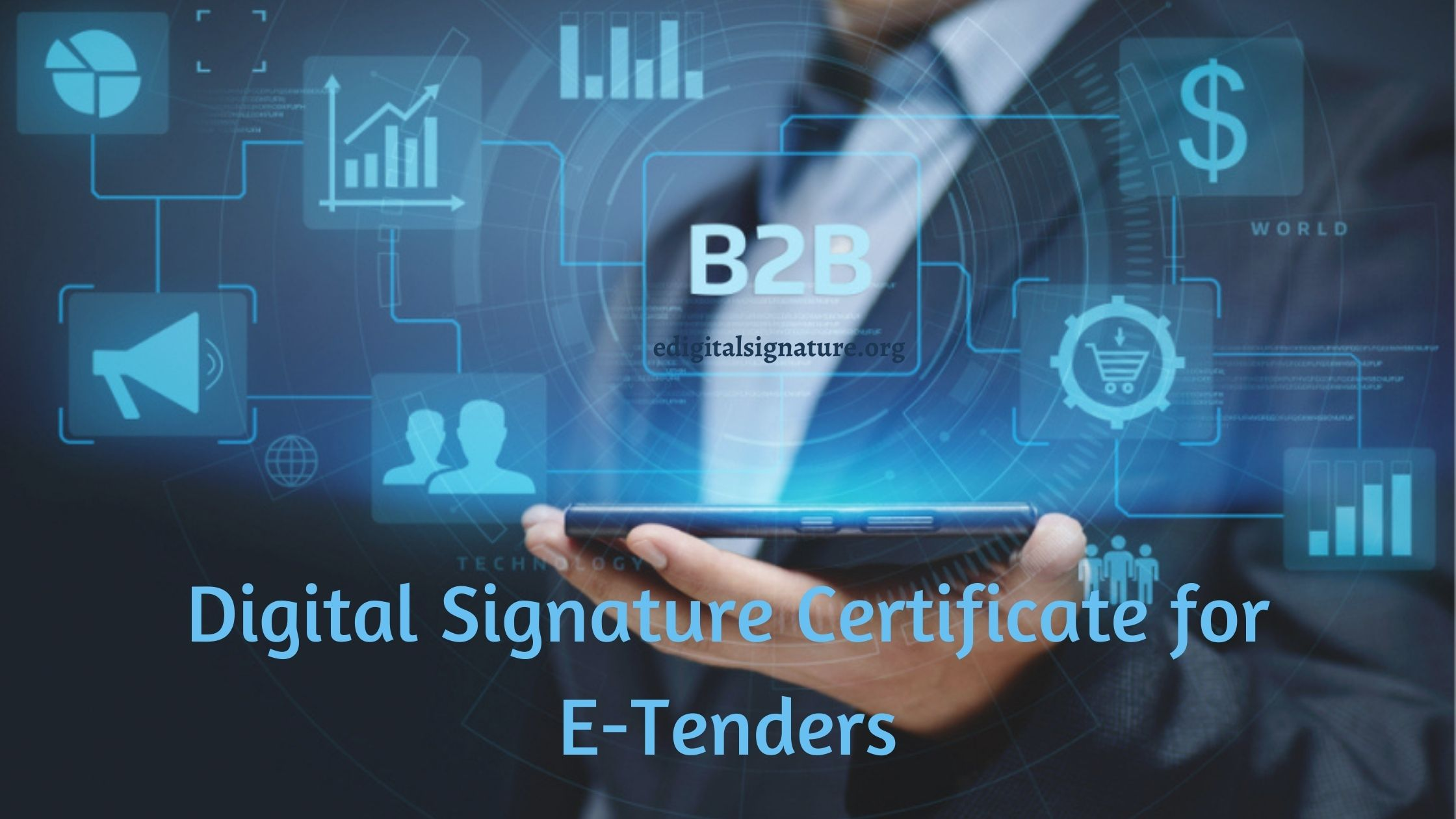 Digital Signature Certificate for E-Tenders