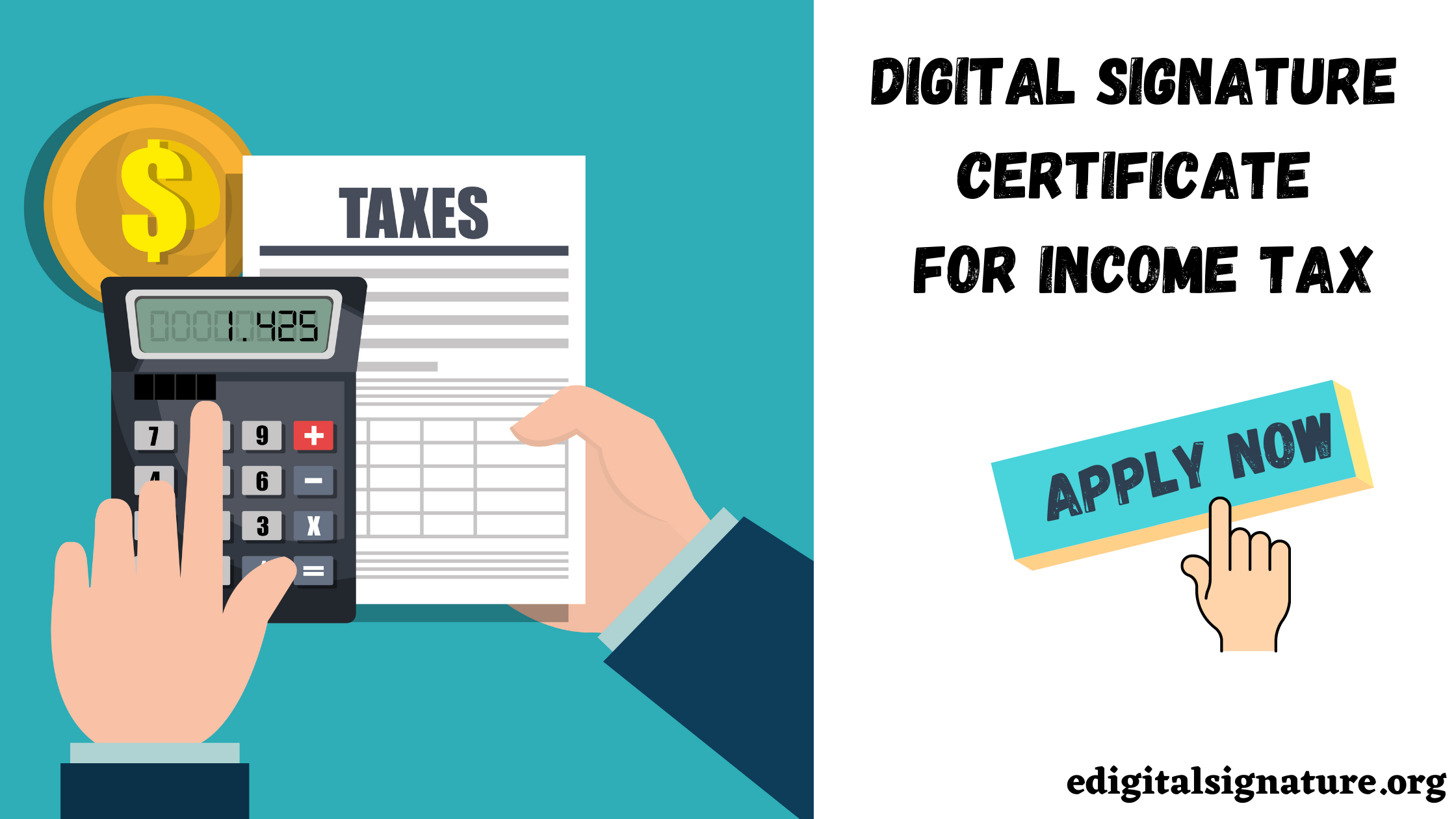 Digital Signature Certificate for GST Return